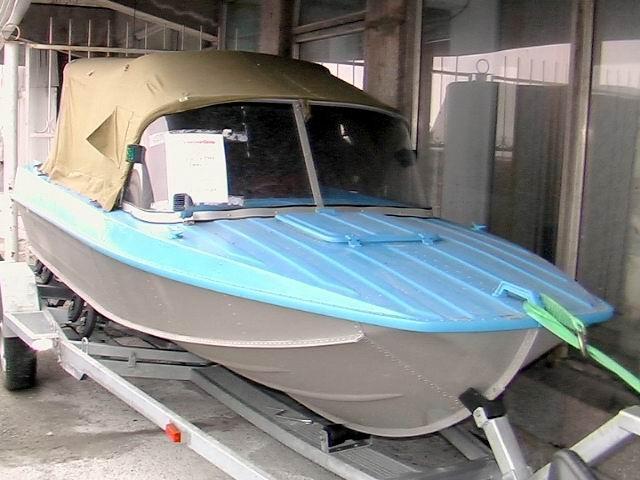 катера и лодки производства казанки