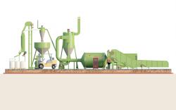 Обработка древесносодержащих отходов в Украине - услуги на Allbiz