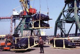 Заказать Транспортная обработка грузов