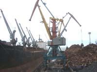 Заказать Переработка экспортно-импортных, транзитных и каботажных грузов