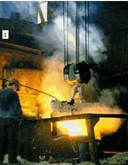 Заказать Переплавка лома (металлолома)