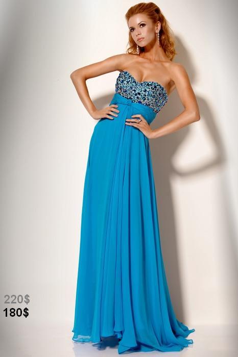 Заказать Пошив вечерних платьев