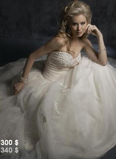 Заказать Пошив свадебных платьев