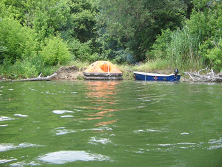 Заказать Организация сплавов по реке Северский Донец, Краснооскольскому водохранилищу. Рафтинг и сплавы.
