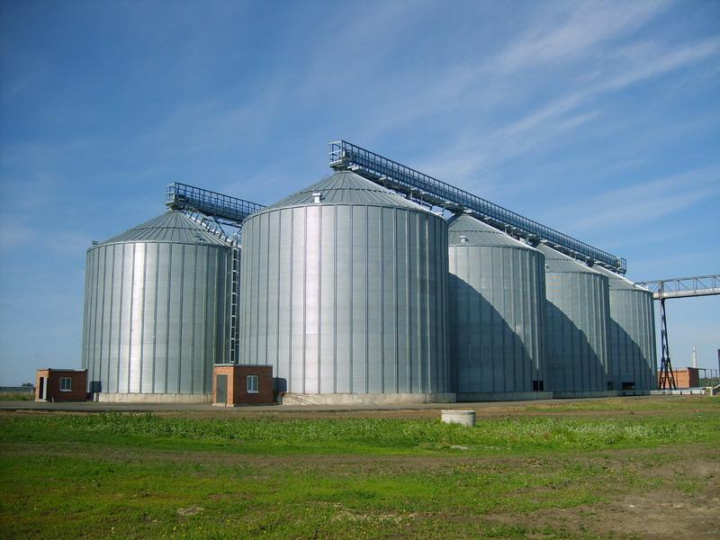 Заказать Услуги хранения зерна на элеваторах