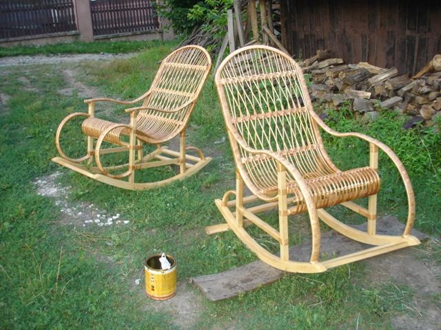 Заказать Изготовление плетеной мебели