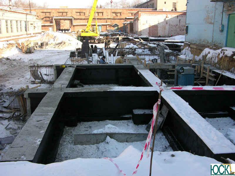 Заказать Услуги по строительству промышленных, хозяйственных объектов и сооружений. Работы бетонные