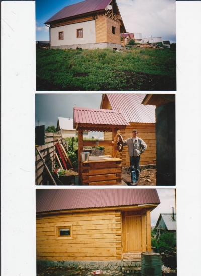 Заказать Домики деревянные