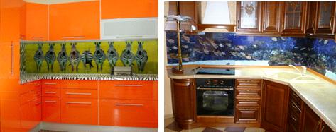 Заказать Печать на стеновых панелях