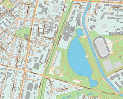 Заказать Построение цифровой картографической основы для муниципальных и региональных ГИС
