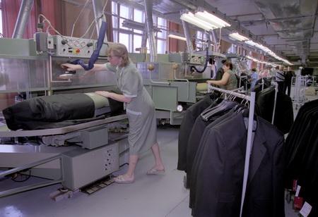Заказать Пошив рабочей одежды по давальческой схеме