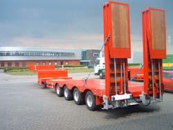 Заказать Автоперевозки негабаритных тяжеловесных грузов