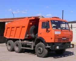 Заказать Перевозка сыпучих грузов