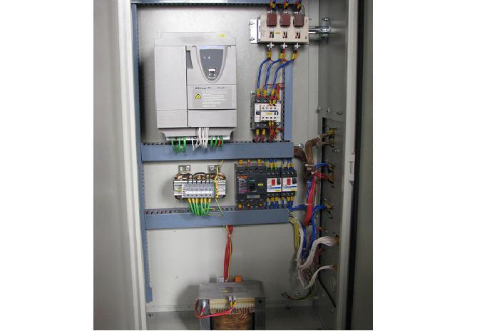 Устройства плавного пуска, частотно-регулируемые системы отопления, кондиционирования, насосов, вентиляторов