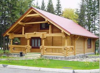 Заказать Строительство деревянных домов