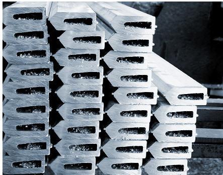 Заказать Прессование алюминиевых профилей