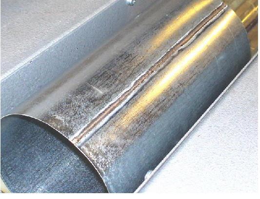 Заказать Сварка тонкостенных деталей из алюминия и стали
