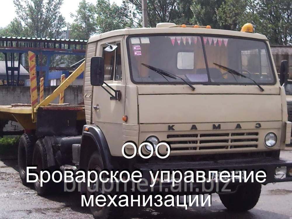 Грузоперевозки по Броварам Киевская обл.