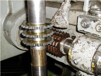 Заказать Механическая обработка втулок, коничных зубчастых колёс і т.д.;