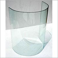 Заказать Закалка гнутого стекла