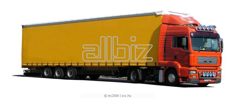 Заказать Перевозки скоропортящихся грузов