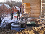 Монтаж и реконструкция канализации