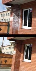 Заказать Гидрофобизация изделий и фасада, повышение стойкости камня