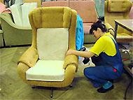 Заказать Перетяжка мягкой мебели киев, пошить авточехлы киев