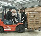 Заказать Услуги по перевалке и хранению грузов