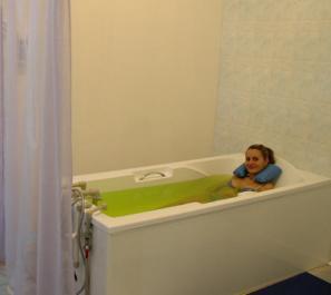 Medical bathtubs (balneoterapiya) order in Rovno