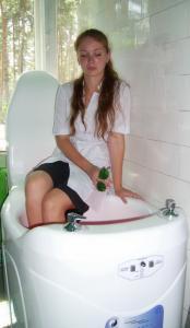 Заказать Вихревая ванна санаторий бальнеология