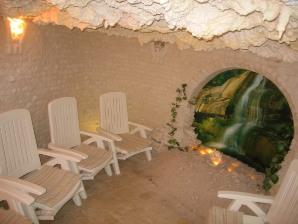 Заказать Соляная комната (спелеотерапия галокамера) санаторий Полтава