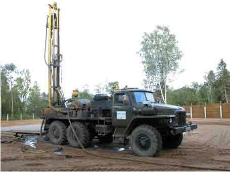 Order Drilling of artesian wells
