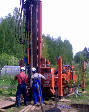 Order Drilling of wells