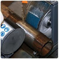 Polishing, flat grinding, krugloshlifovaniye