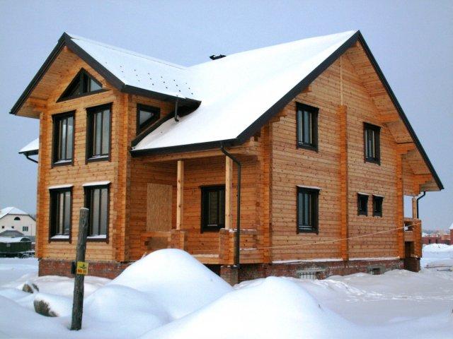 Заказать Изготовление деревянных домов и бунгало