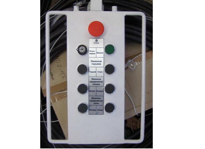 Модернизация электрооборудования кранов, станков и др. оборудования