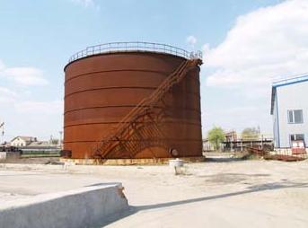 Заказать Хранение и формирование танкерных партий в собственном резервуарном парке