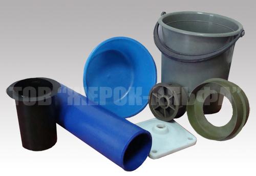 Заказать Литье изделий из пластмасс