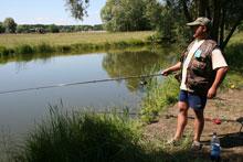 Заказать Рыбалка любительская