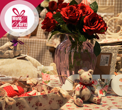 Международная выставка подарков World of Gifts  приглашает к участию