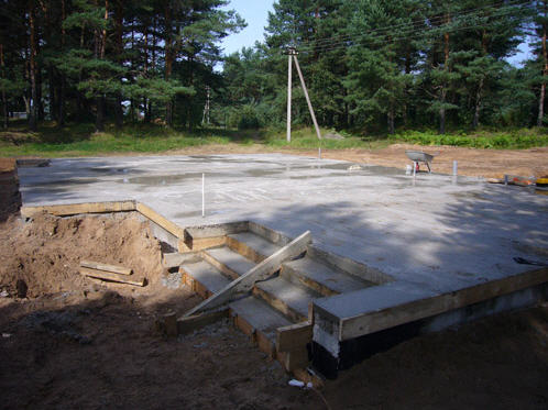 Заказать Подготовка к строительству дома