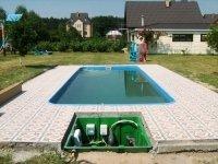 Заказать Комплексное обслуживание бассейна