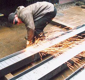 Order Metal rolling cutting mechanically