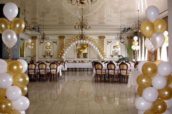 Заказать Украшение свадеб
