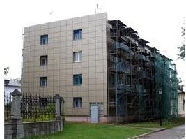 Заказать Реконструкция зданий