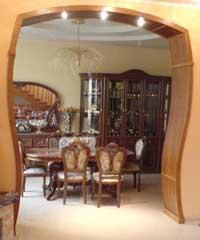 Заказать Изготовление и установка арок из дерева