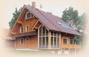 Заказать Дома деревянные, срубы