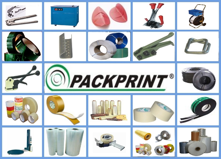 Order We make deliveries of packaging tapes, films and a packing equipment of the leading global manufacturers
