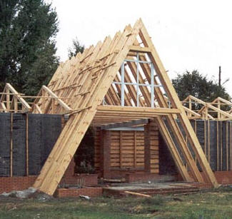 Заказать Строительство домов